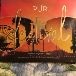 New! PUR Festival Eyeshadow Palette, 12 Shadows